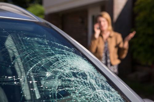 windshield replacement service morrisville